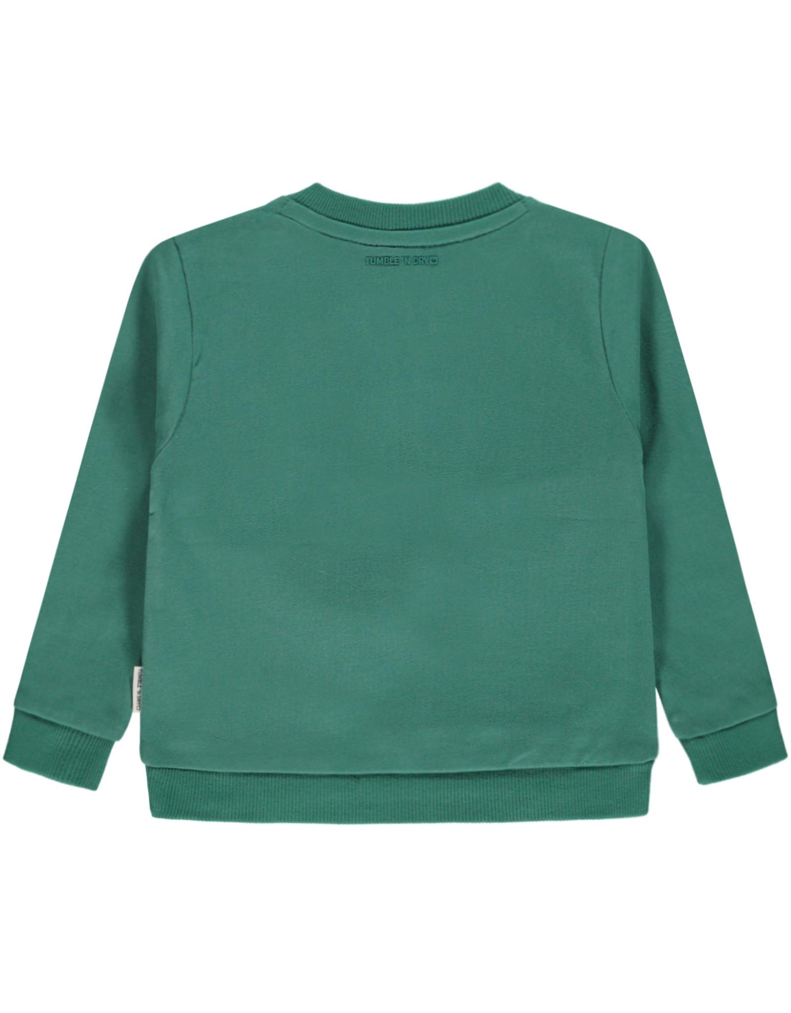 Tumble 'n Dry Jaike Sweater Green dark