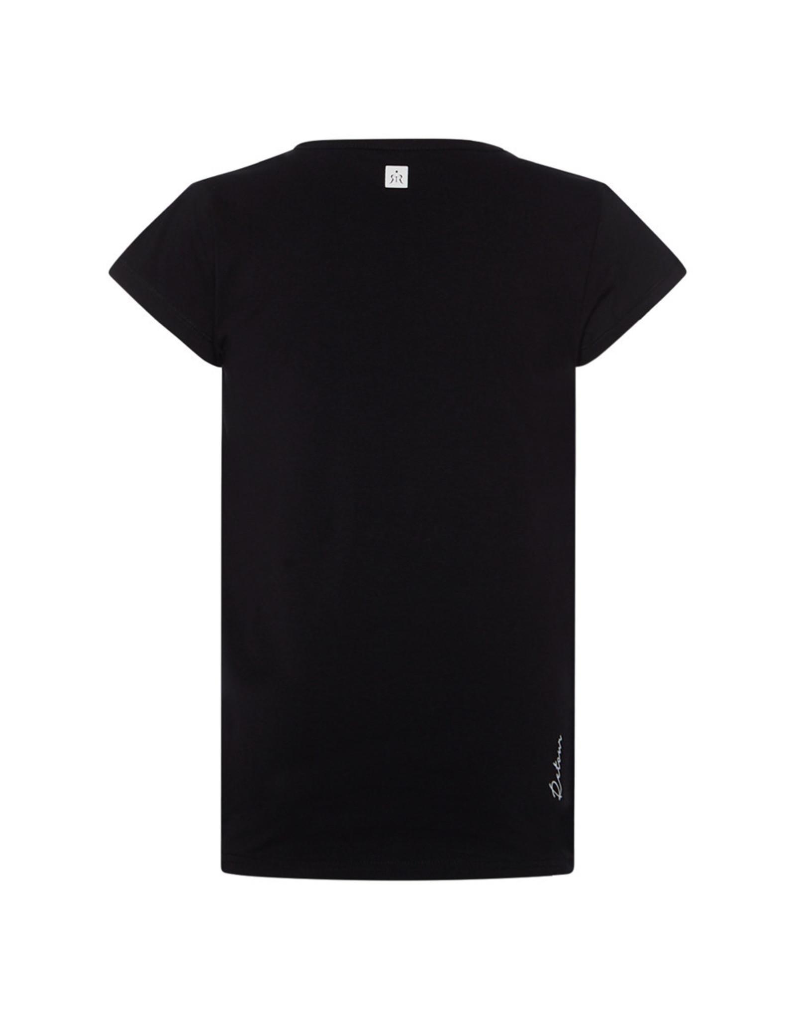 Retour Ave T-shirt 9000 Black