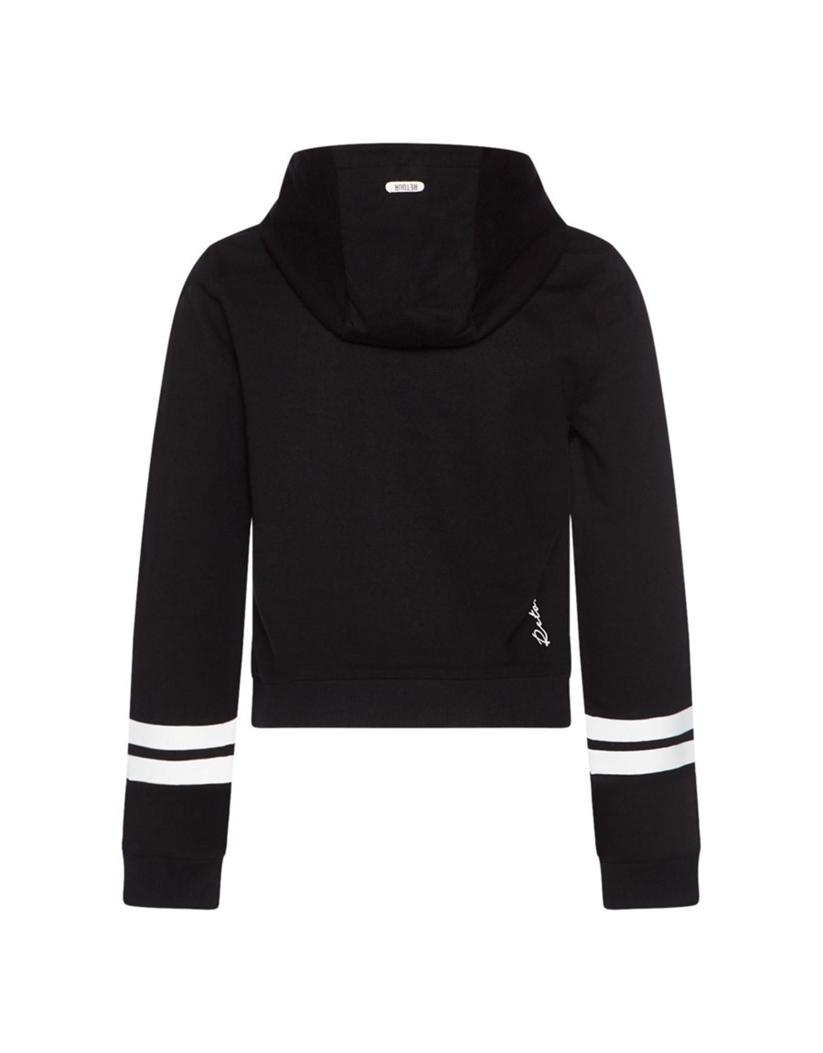 Retour Joy Sweater 9000 Black
