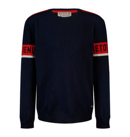 Retour Boris Sweater 5075 Dark indigo blue