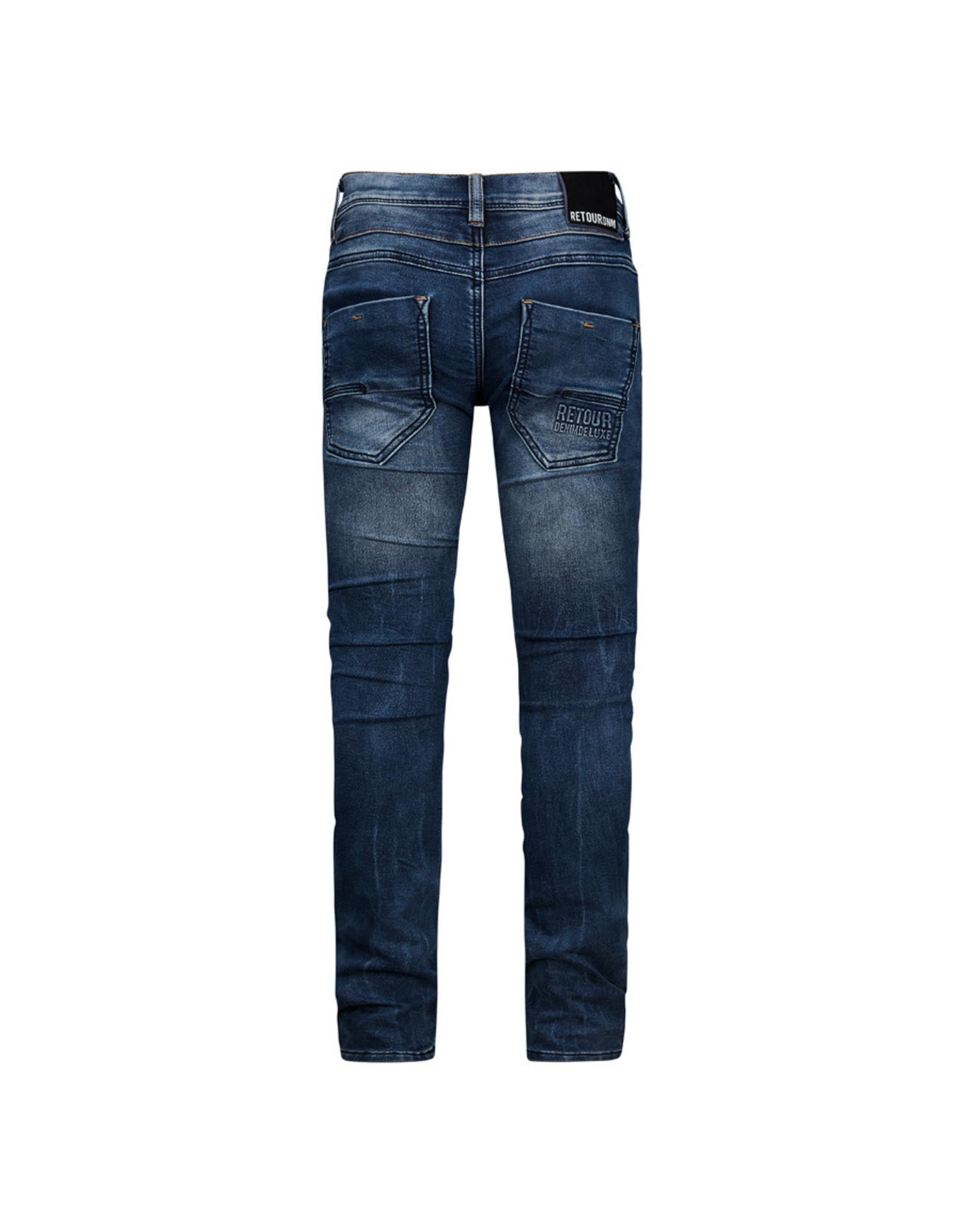 Retour Luigi Jeans medium blue denim