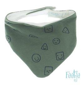 Feetje Sjaal driehoek - Smile