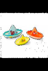 Lilliputiens Drie bootjes