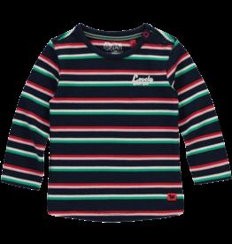 Quapi Mini Vera Longsleeves Navy stripe