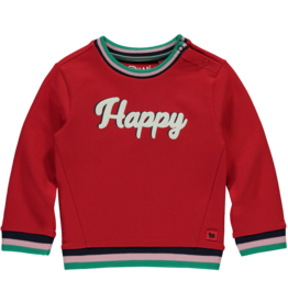Quapi Mini Veralie Sweater Lollipop red