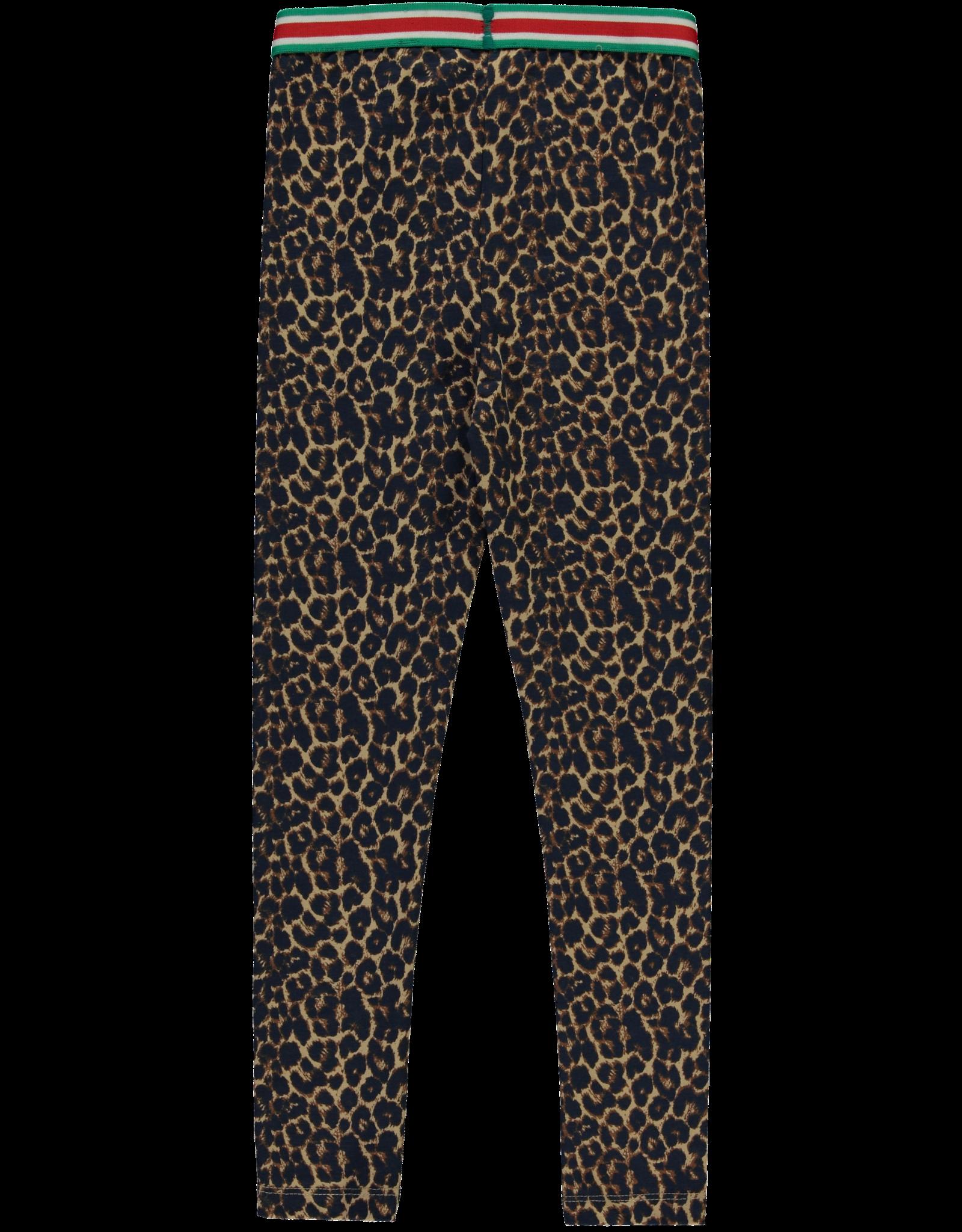 Quapi Legging Tjitske Leopard