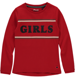 Quapi Longsleeve Tanaya Lollipop red