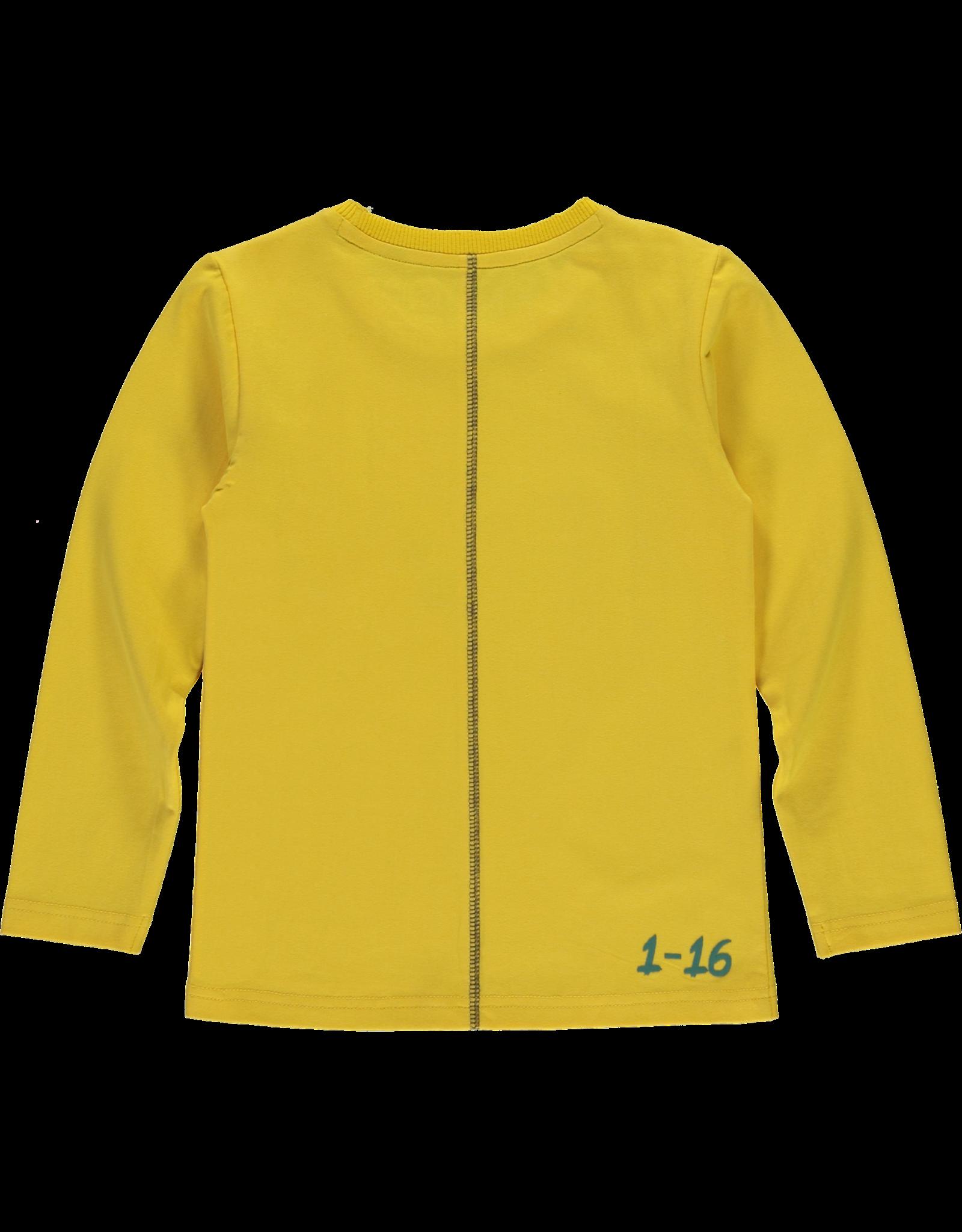 Quapi Longsleeve Taco Yellow