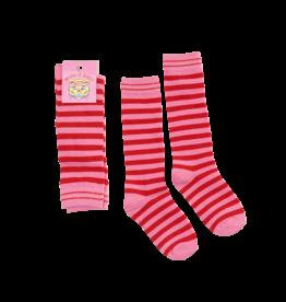 Z8 Valerie Popping pink/Lipstick red/Stripes