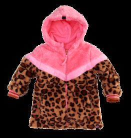 Z8 Sandy Leopard/Popping pink