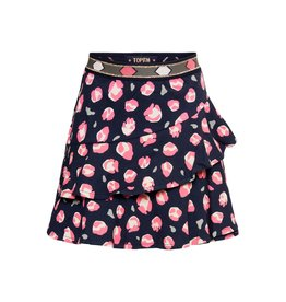 Topitm Skirt Harper AOP Animal