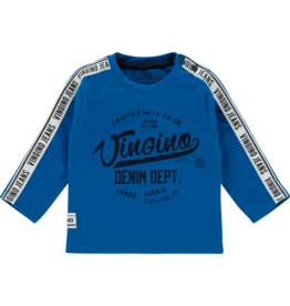 Vingino Jagger mini longsleeve 143 Pool blue
