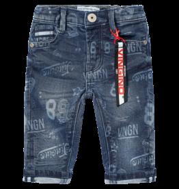 Vingino Badul mini jeans 161 Cruziale Blue