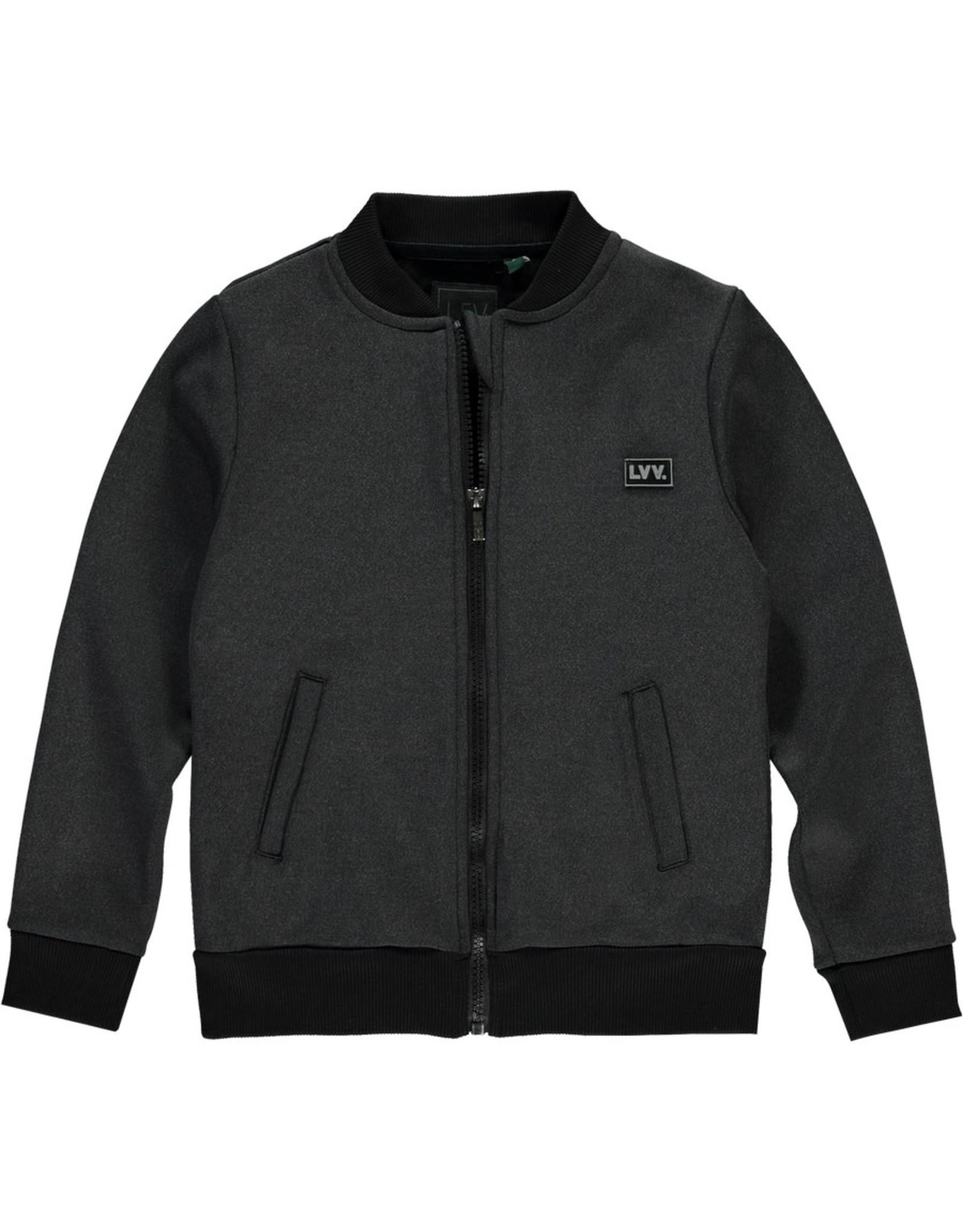 Levv Donny Vest Dark grey