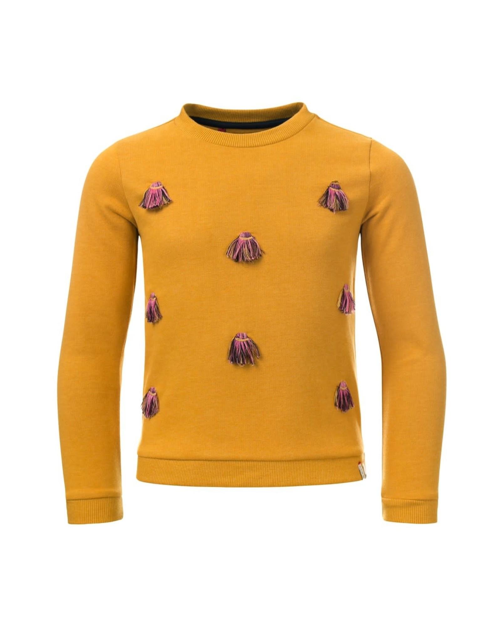 Looxs Little Sweater Mustard