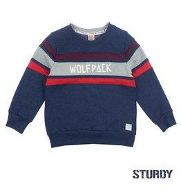 Sturdy Sweater Wolf Pack - Good Fellows Marine