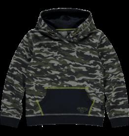 Quapi Sweater Tjebbe Army green