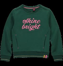 Quapi Sweater Tieske Bottle green