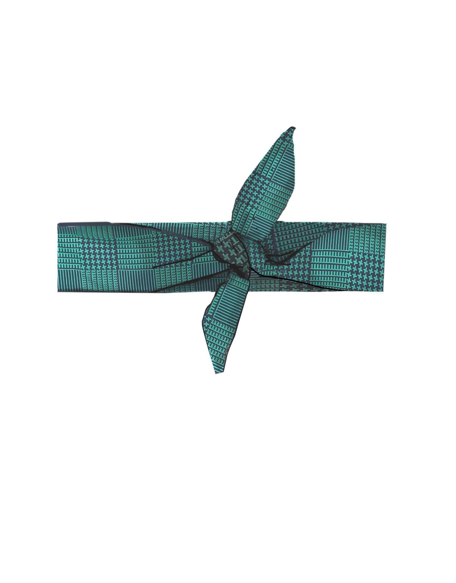 B-nosy Haarband 315 Emerald