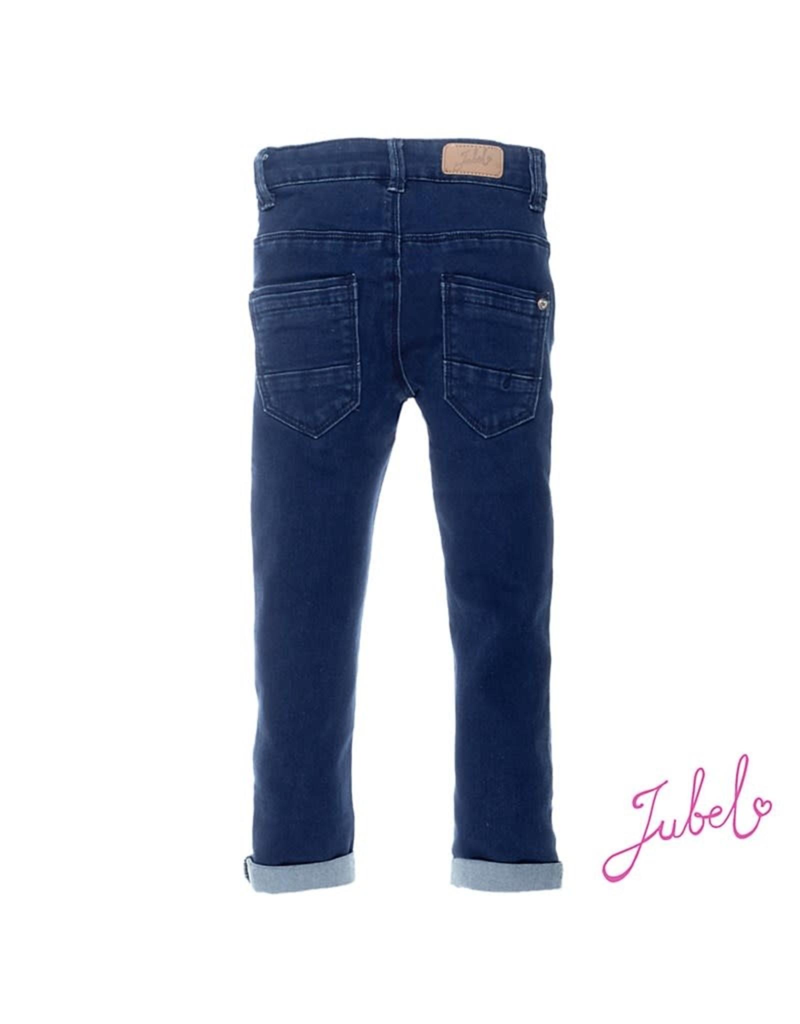 Jubel Dark blue slim fit denim d.blue