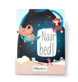 Lilliputiens Voelboek naar Bed