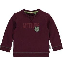 Quapi Vikten Sweater Aubergine