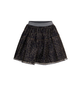 Topitm Mesh Skirt Carina AOP Animal