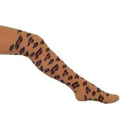 Bonnie Doon Maillot leopard Toffee