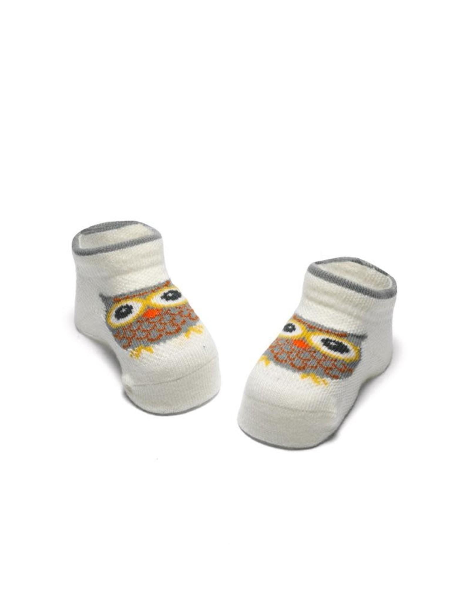 Bonnie Doon Cute Owl New Born Pavement