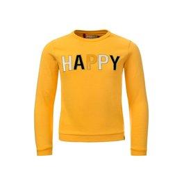 Looxs Sweater Yellow Sunflower
