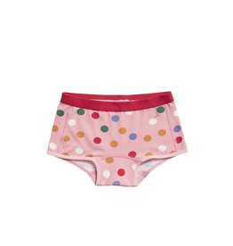 Ten Cate Basic Girls shorts Dots Pink
