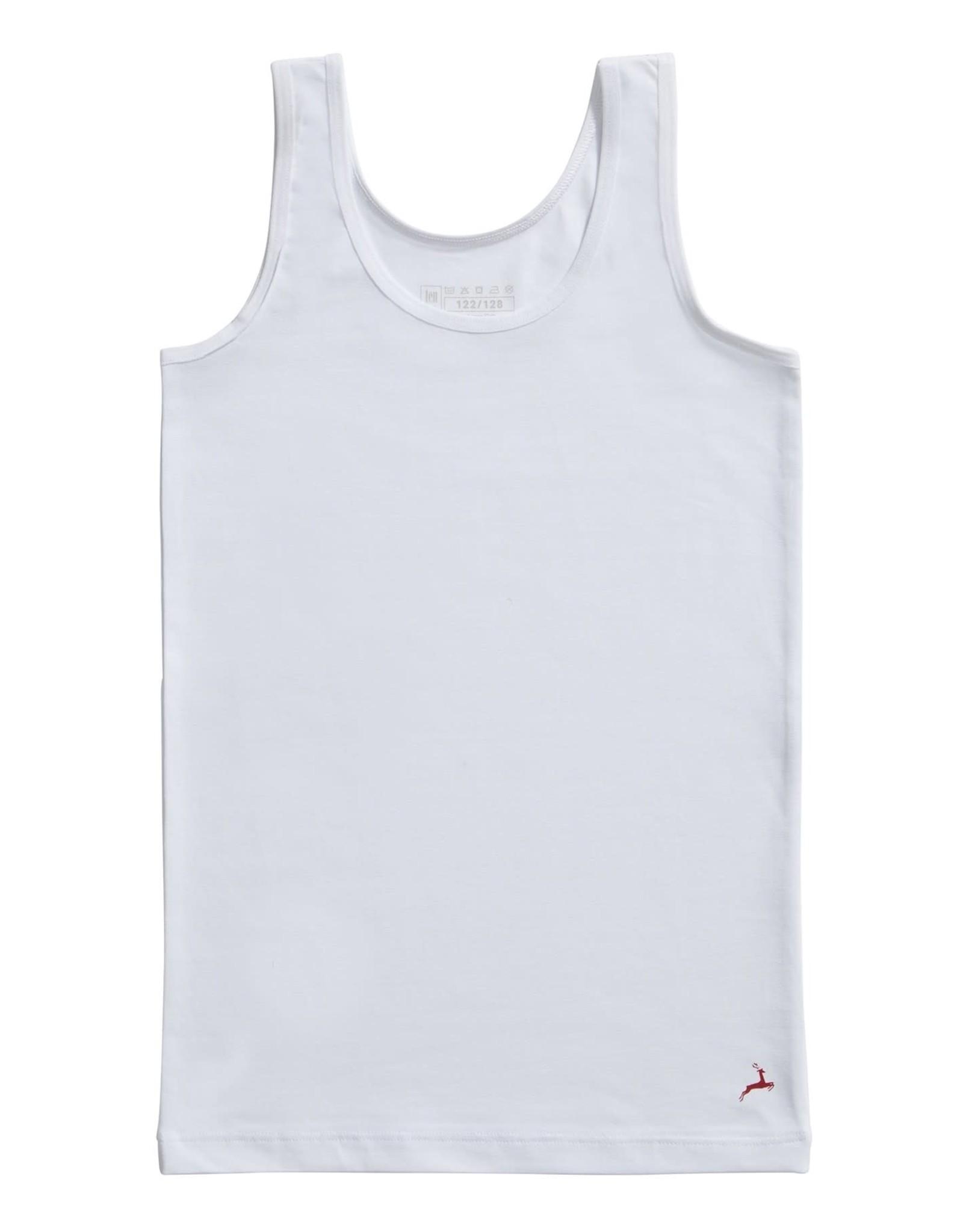 Ten Cate Basic girls shirt white