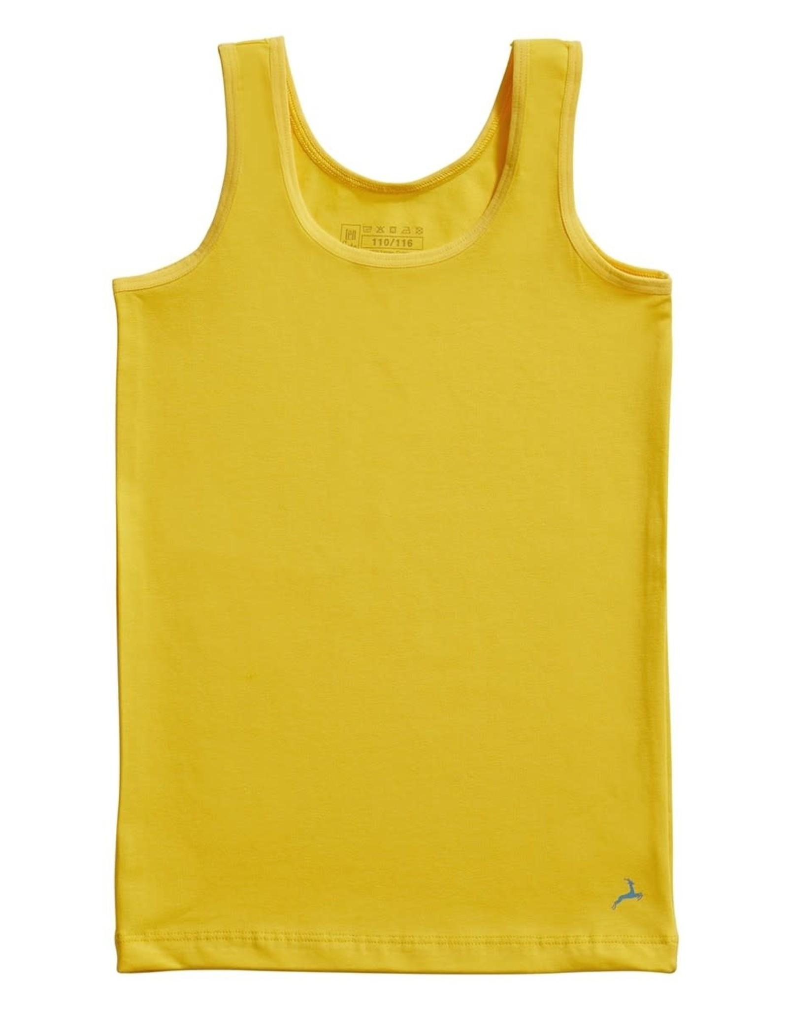 Ten Cate Basic girls shirt lemon chrome