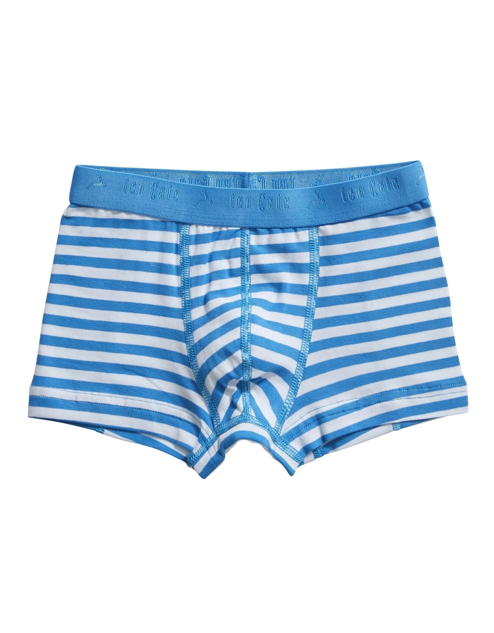 Ten Cate Basis boys shorts 2 pack stripe and diva