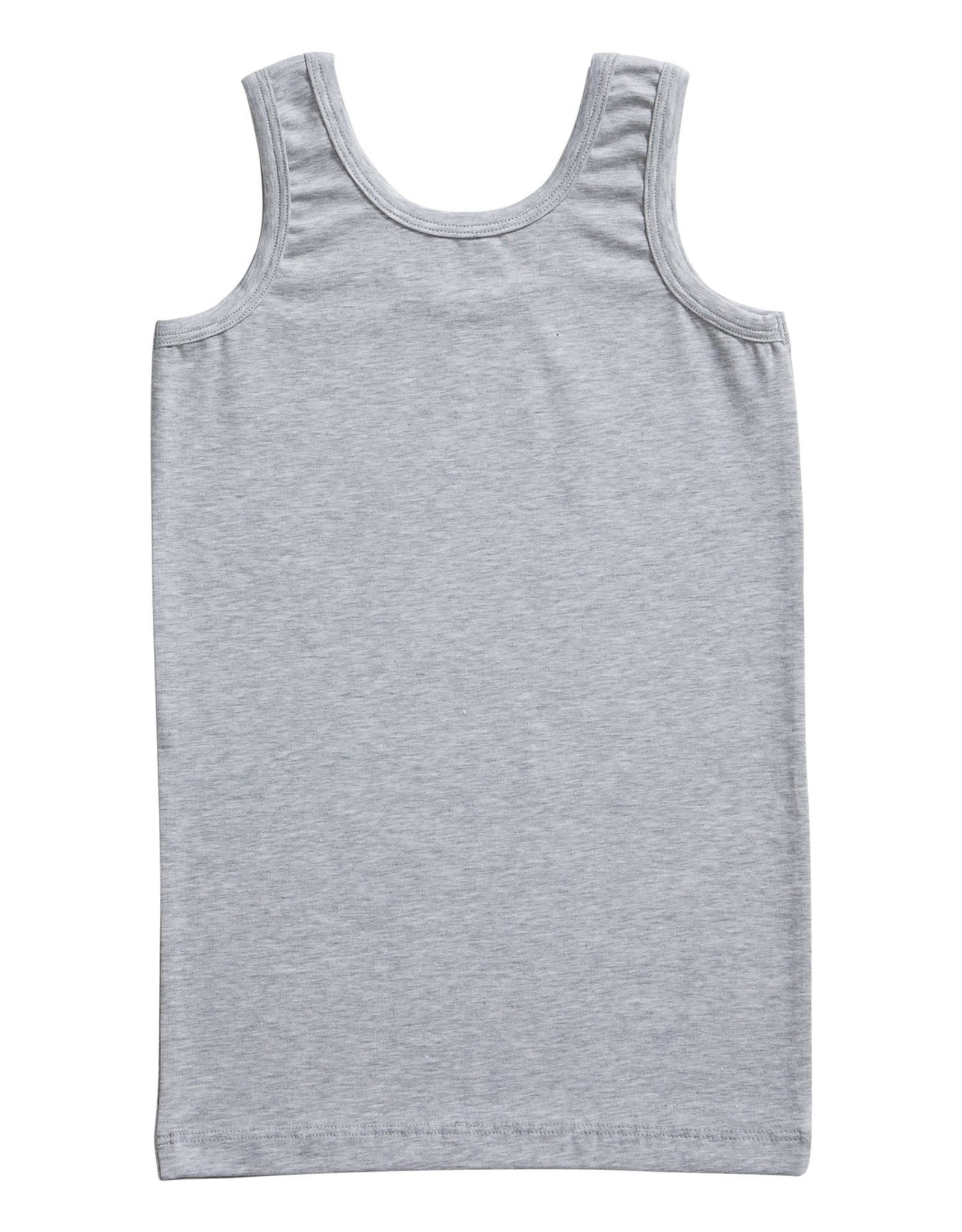 Ten Cate Basic boys shirt lightgrey melee