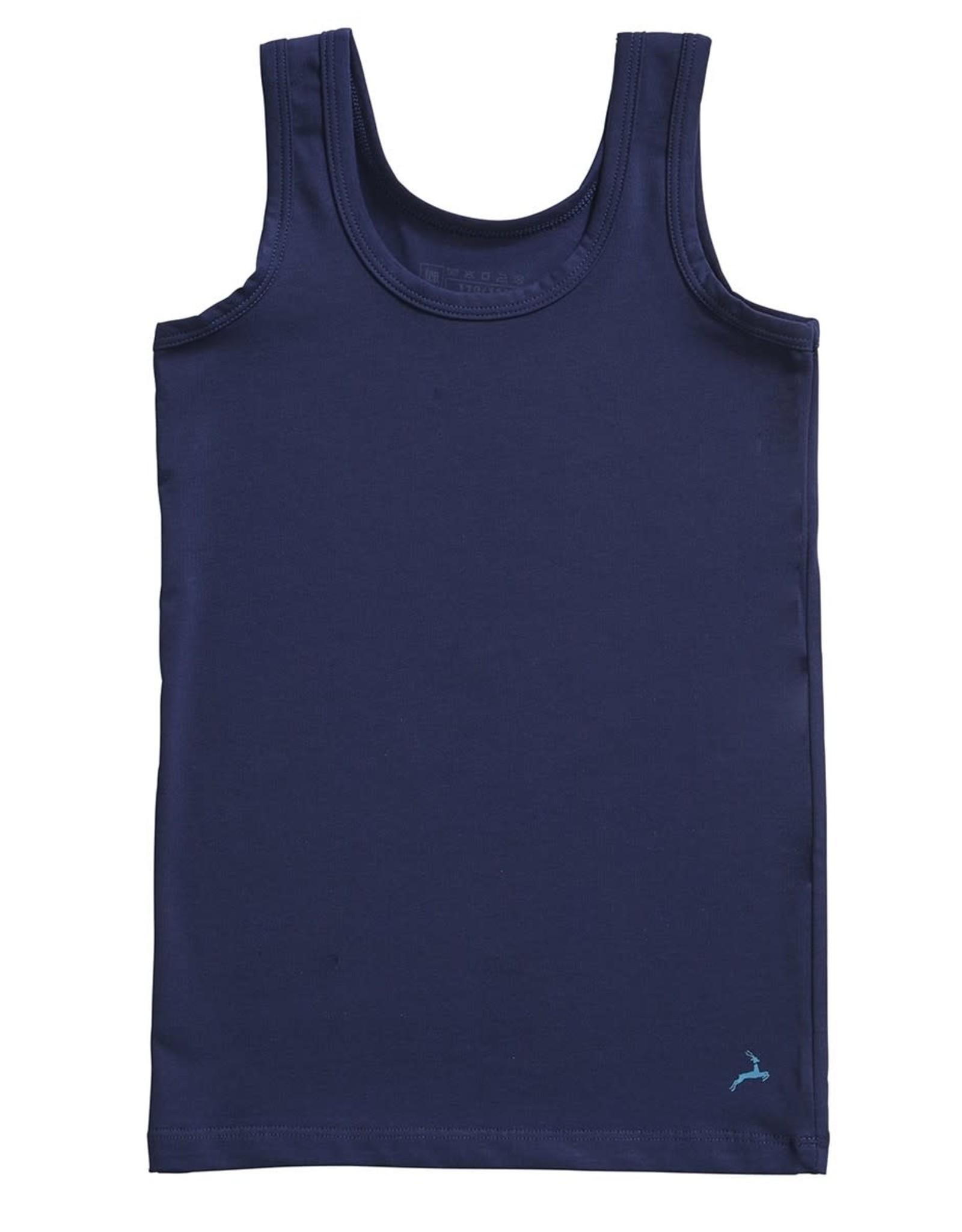 Ten Cate Basic boys shirt medieval blue