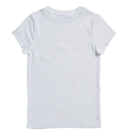 Ten Cate Basis boys T-shirt 2 pack white