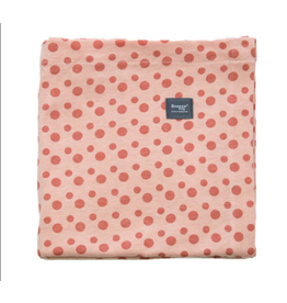 Snoozebaby Swaddle Sheet set 80x80 Dusty rose