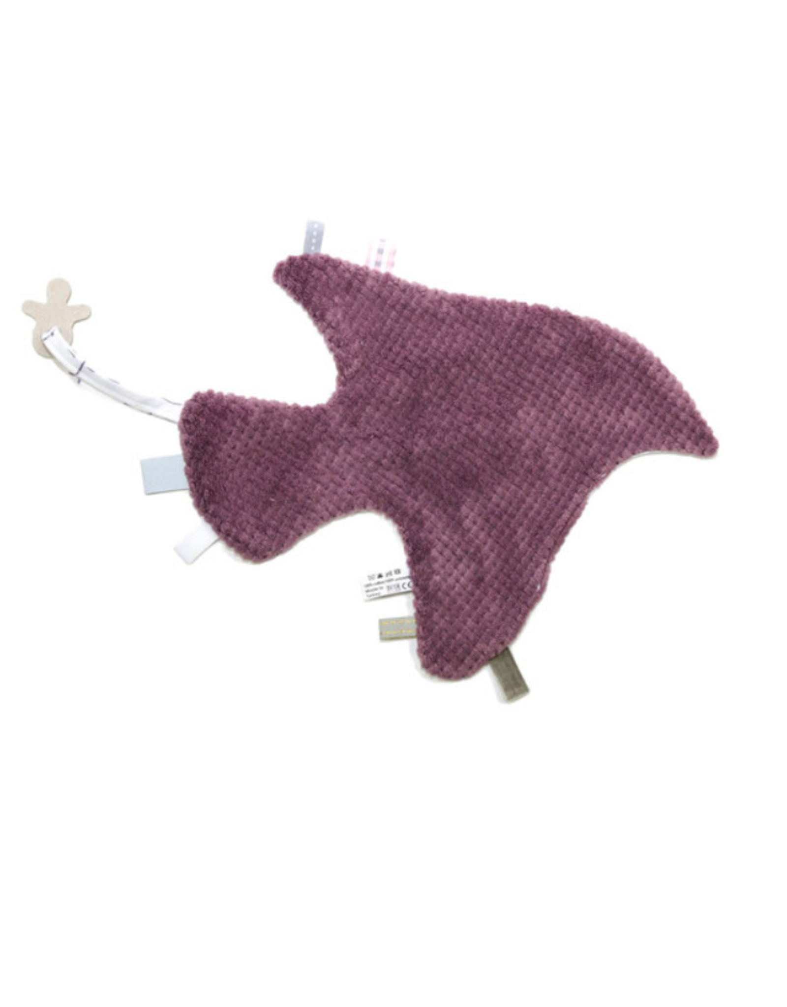Snoozebaby Comfort toy sweet dreaming soft mauve