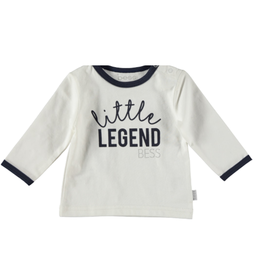 BESS Shirt l.sl. Little legend white