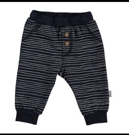 BESS Pants Pinstripe blue NOS