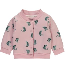 Quapi Vest Xilenna fairy tale pink tiger