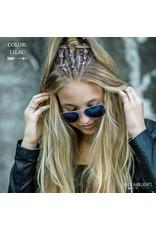 Ibiza Hairwraps Hairlights Lilac