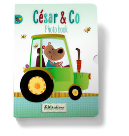 Lilliputiens Fotoboek Cesar smart wonders