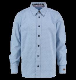 Vingino Lucero Overhemd 136 Dusk blue