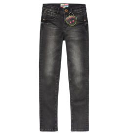 Vingino Babelyn Jeans 913 Dark grey vintage