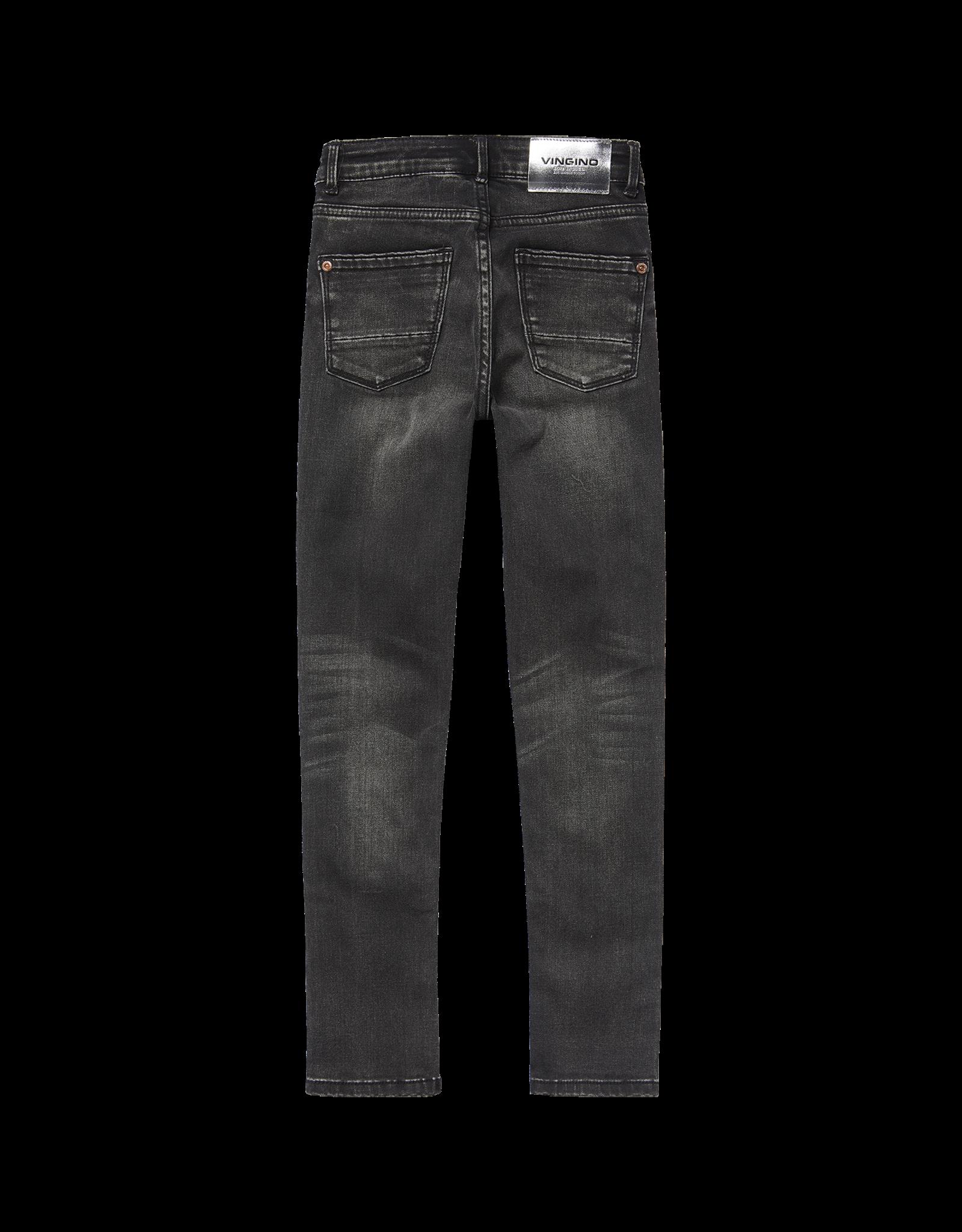 Vingino Babelyn Jeans 913 Dark grey vintage
