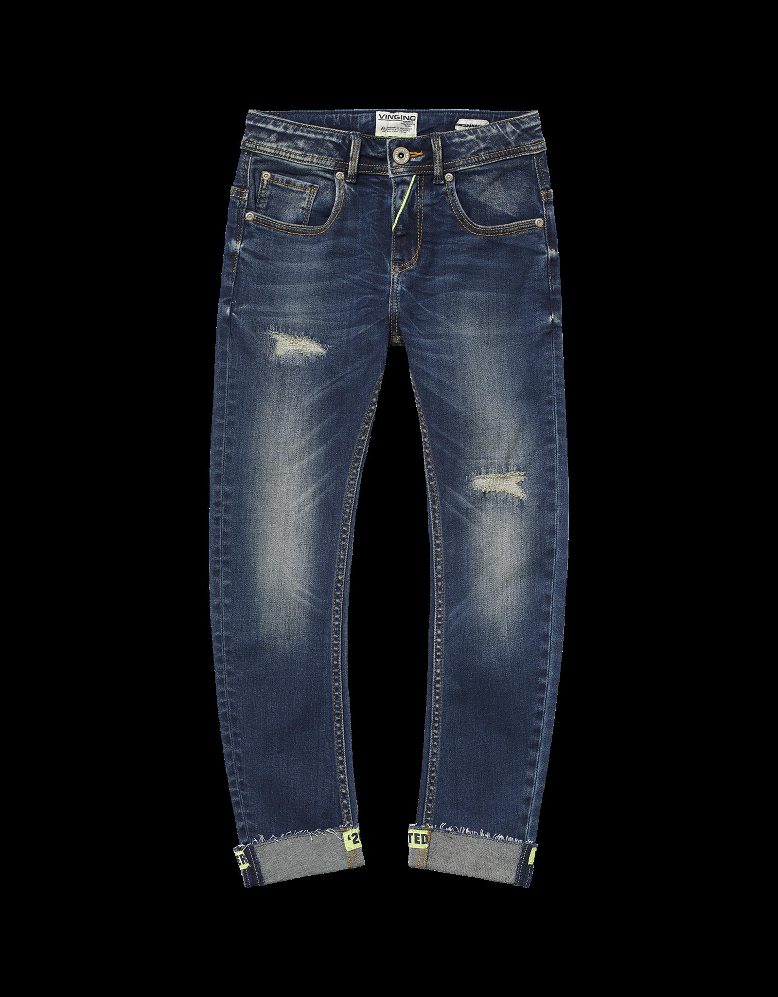 Vingino Comodo Jeans 160 Old Vintage