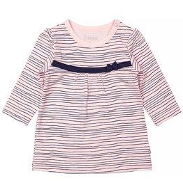 BESS Dress Pinstripe Pink NOS