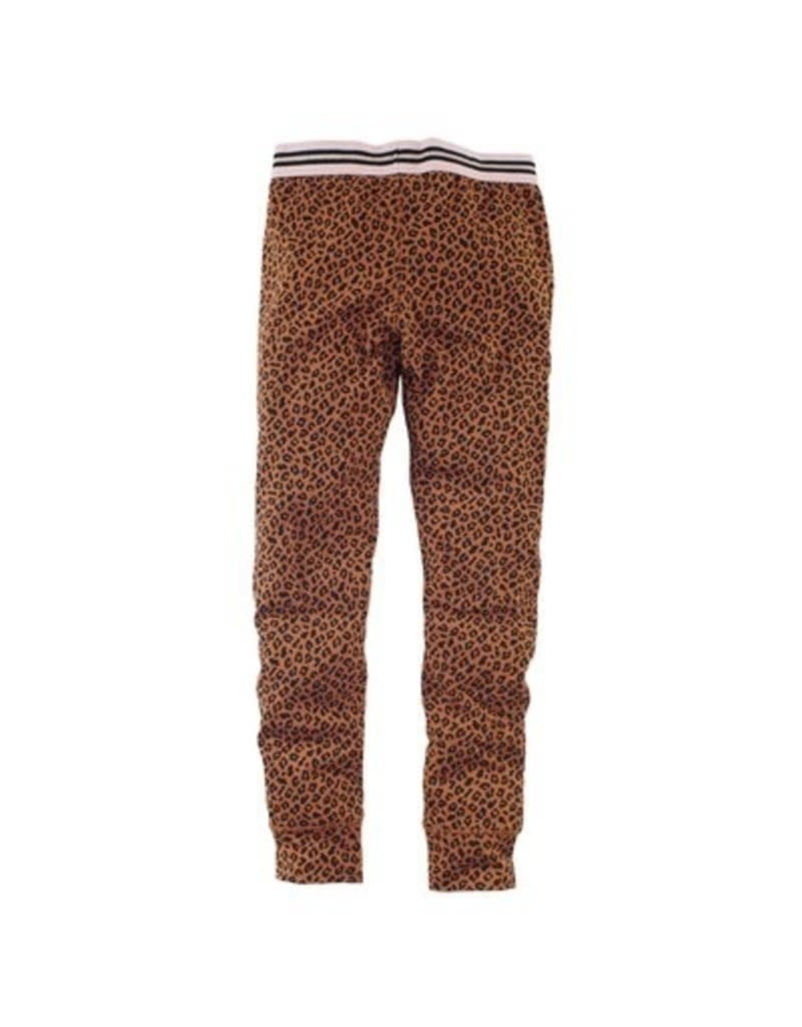 Z8 Anastacia Cognac/Leopard